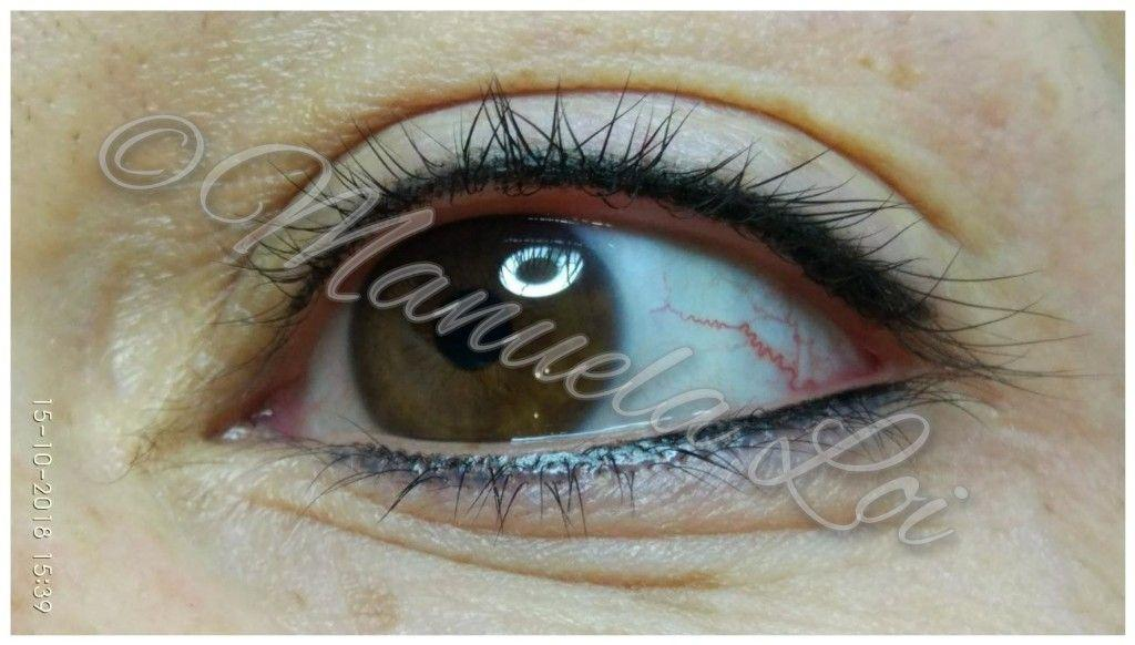 Trucco Semipermanente eye-liner